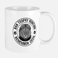 Remember Cecil Mugs