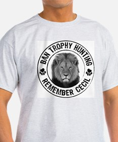 Remember Cecil T-Shirt