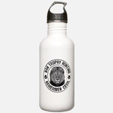 Remember Cecil Water Bottle