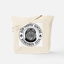 Remember Cecil Tote Bag