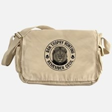Remember Cecil Messenger Bag