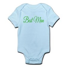Best Man Body Suit
