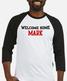 Welcome home MARK Baseball Jersey