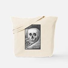 """Tete de mort"" Tote Bag"