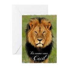 Cecil Greeting Cards (Pk of 20)