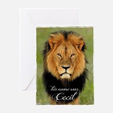 Cecil Greeting Card