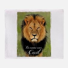 Cecil Throw Blanket