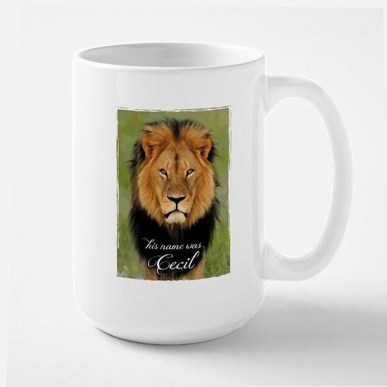 Cecil Large Mug
