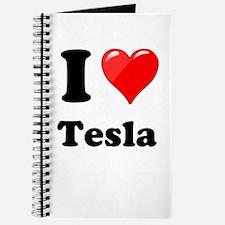 I Love Tesla Journal
