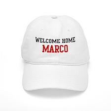 Welcome home MARCO Baseball Cap