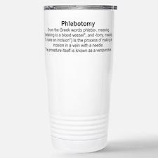 Phlebotomy Travel Mug