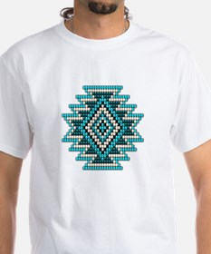 Native Style Turquoise Sunburst Shirt