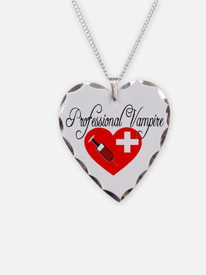 Professional Vampire Necklace
