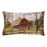 Barn Pillow Cases
