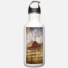 western country red ba Water Bottle