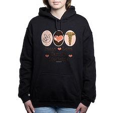 Med Women's Hooded Sweatshirt
