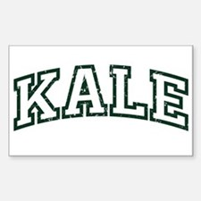 KALE 1 Decal