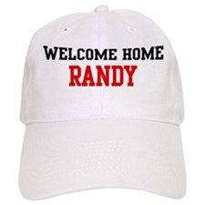 Welcome home RANDY Baseball Cap