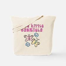 Cute Little Gabriela Tote Bag