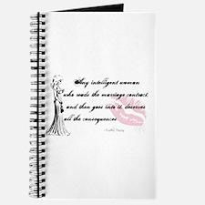 Beware of Marriage Journal