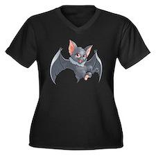 bat Plus Size T-Shirt