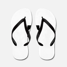 Woodward Avenue Route Shield - M1 Flip Flops