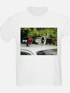 LAPD Vintage Lights Siren T-Shirt