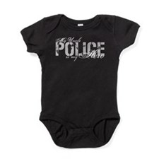 Cute Military in law Baby Bodysuit
