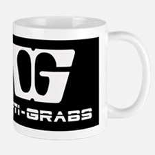 Opti-Grab dark AD Mugs