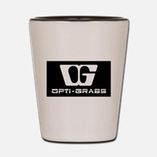 Opti-Grab dark AD Shot Glass