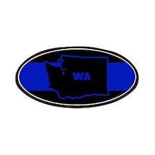 Thin Blue Line - Washington State Patch