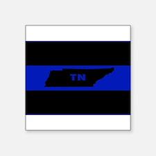 Thin Blue Line - Tennessee Sticker