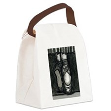Graceful Balance Canvas Lunch Bag