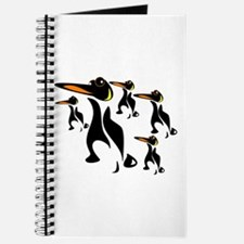 """Penguin March"" Journal"