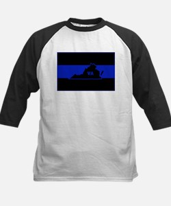 Thin Blue Line - Virginia Baseball Jersey