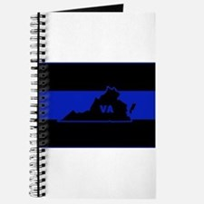 Thin Blue Line - Virginia Journal