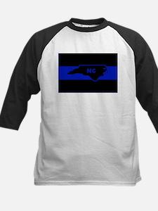 Thin Blue Line - North Carolina Baseball Jersey