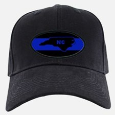 Thin Blue Line - North Carolina Baseball Hat