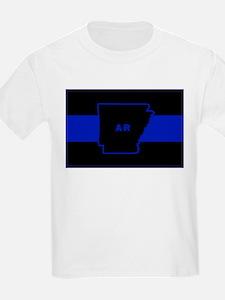 Thin Blue Line - Arkansas T-Shirt