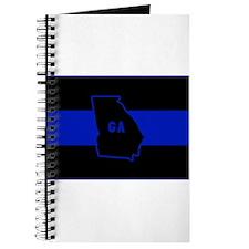 Thin Blue Line - Georgia Journal