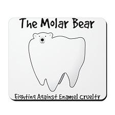 The Molar Bear. Fighting Against Enamel Cruelty Mo