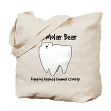 The Molar Bear. Fighting Against Enamel Cruelty To