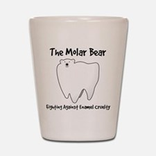 The Molar Bear. Fighting Against Enamel Cruelty Sh