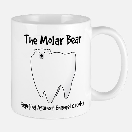 The Molar Bear. Fighting Against Enamel Cruelty Mu