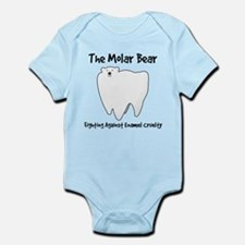The Molar Bear. Fighting Against Enamel Cruelty Bo