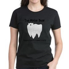 The Molar Bear. Fighting Against Enamel Cruelty T-