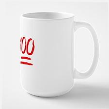 0 to 100 Large Mug