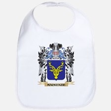 Mackenzie Coat of Arms - Family Crest Bib