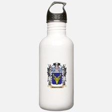 Mackenzie Coat of Arms Water Bottle