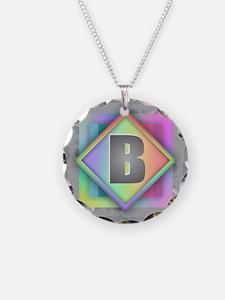 Rainbow Splash B Necklace